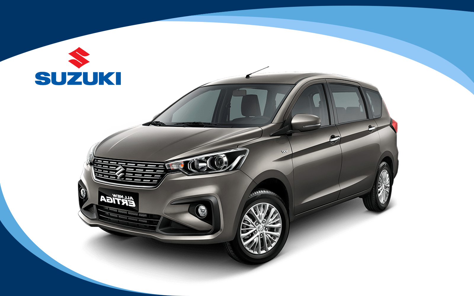 All New Ertiga